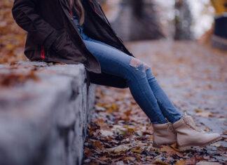 typy spodni damskich