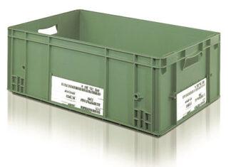 Plombowane pojemniki plastikowe - nowy trend, czy logistyczna konieczność