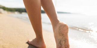 piękne i zdrowe stopy